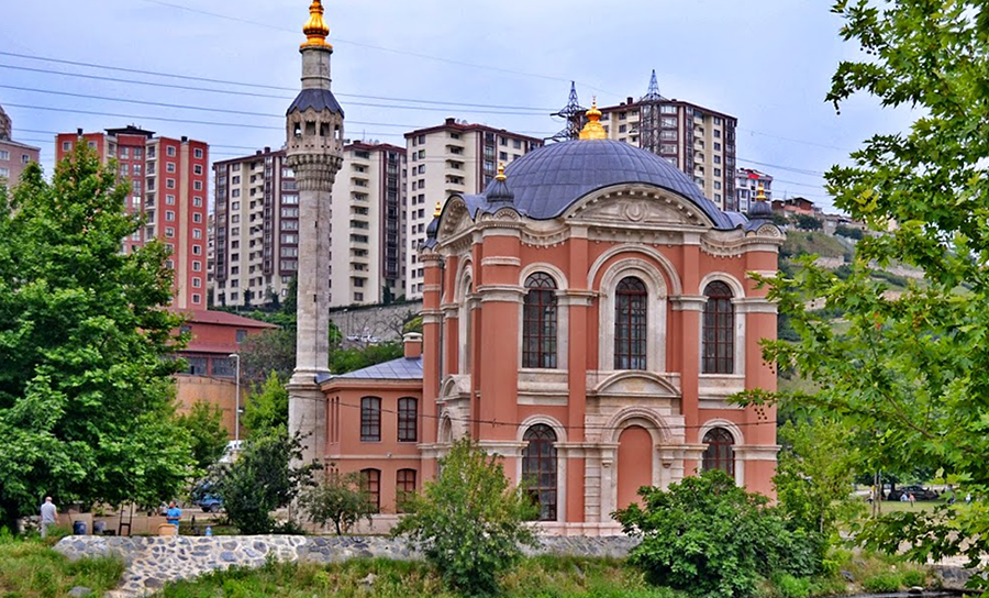 SADABAD CAMİİ
